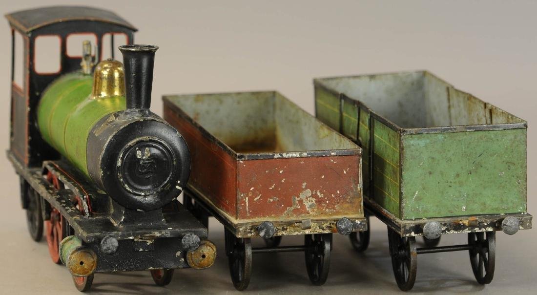LARGE MARKLIN FLOOR TRAIN - 3