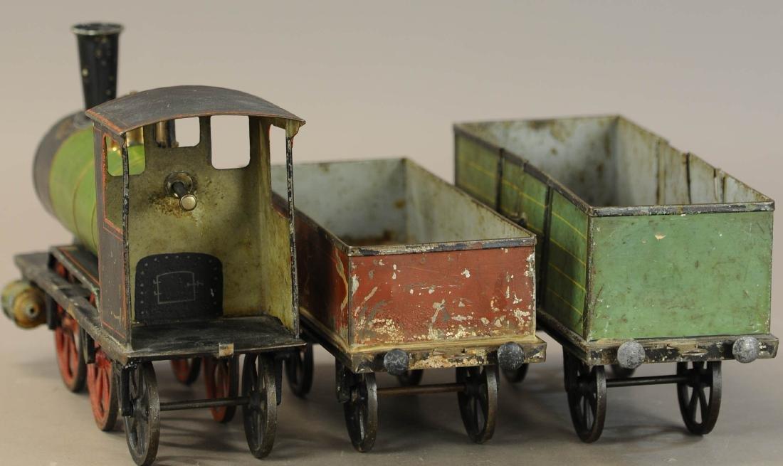 LARGE MARKLIN FLOOR TRAIN - 4