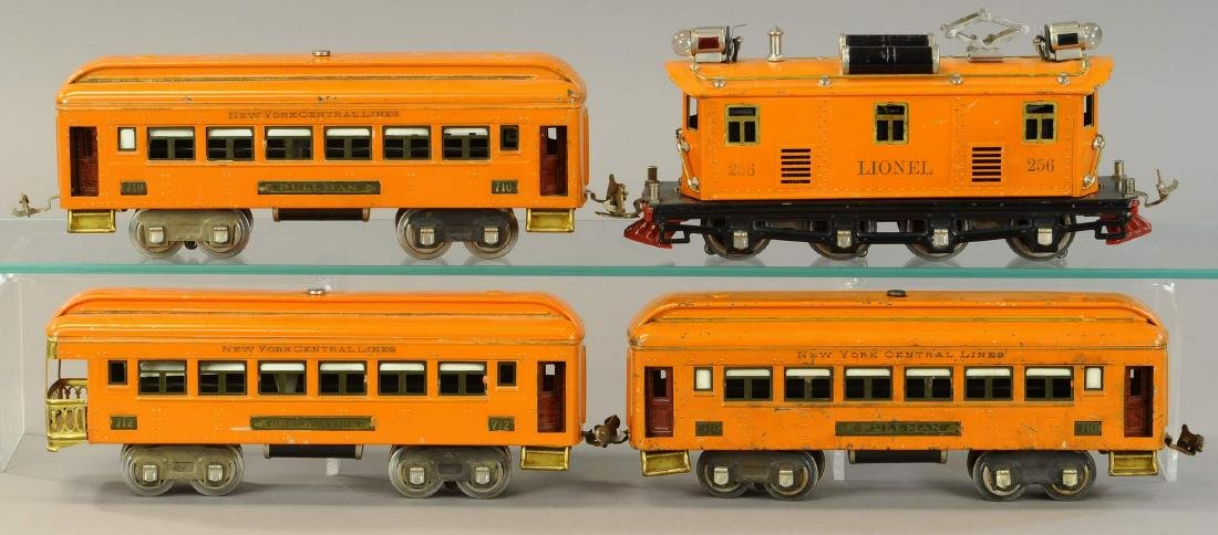 LIONEL NO. 256 PASSENGER SET