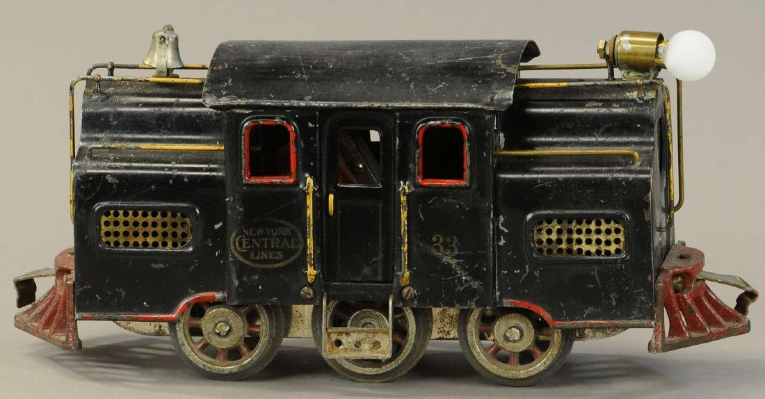 LIONEL NO. 33 LOCOMOTIVE