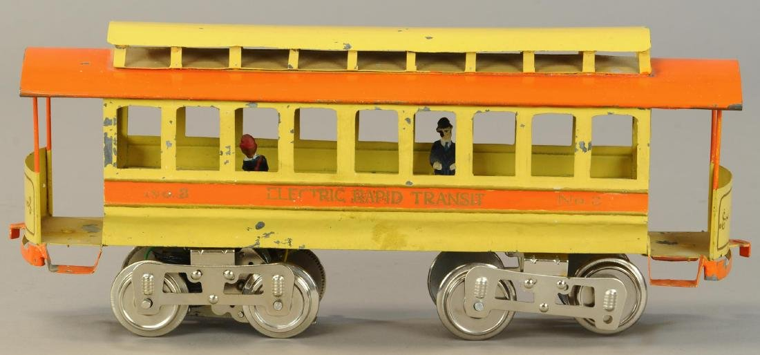 LIONEL NO. 3 TROLLEY