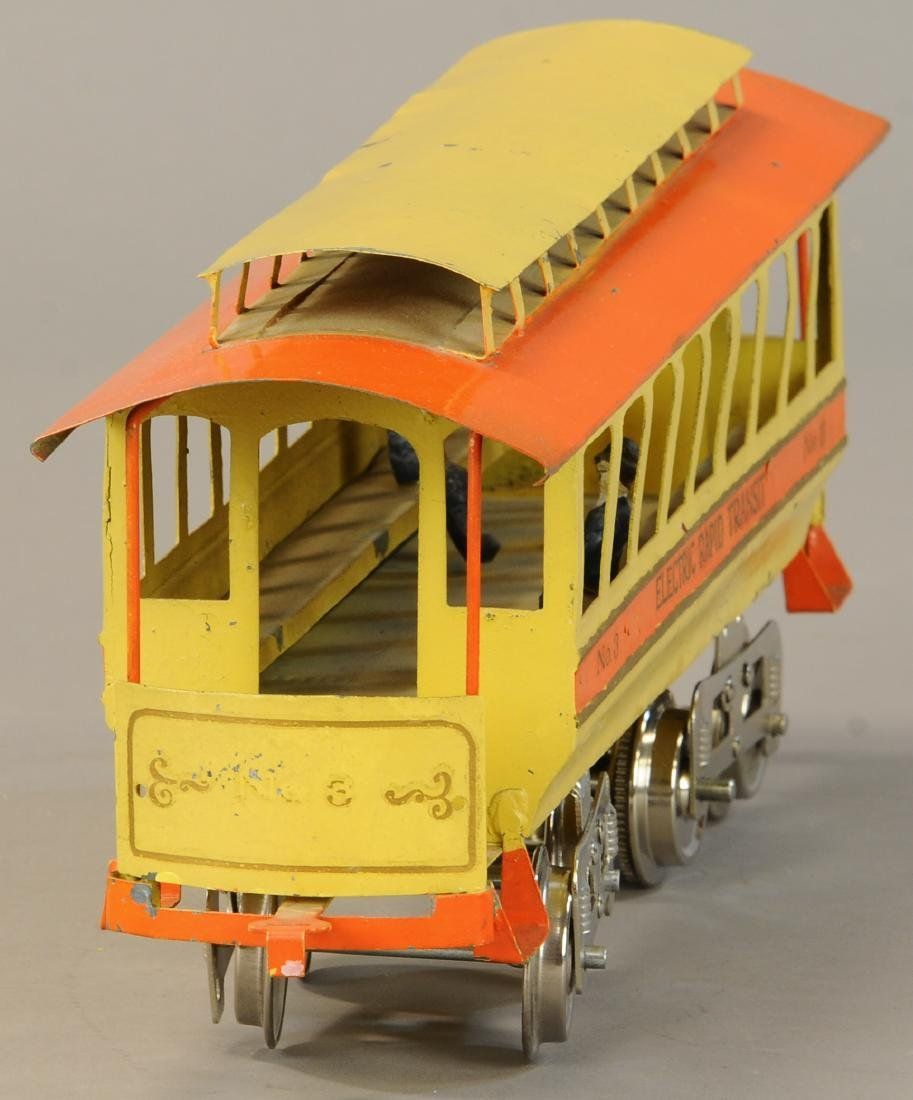 LIONEL NO. 3 TROLLEY - 2