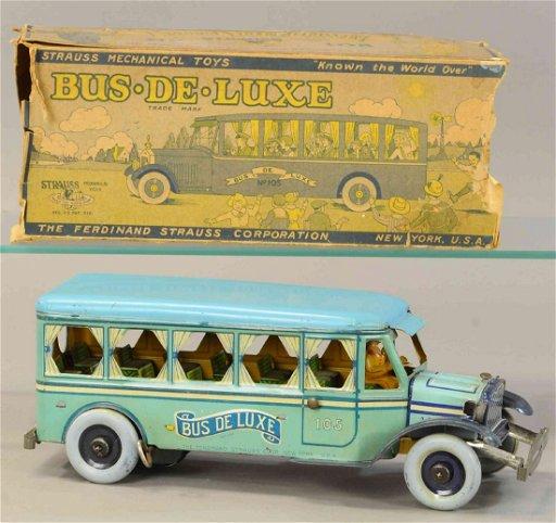 BOXED STRAUSS BUS-DE-LUXE
