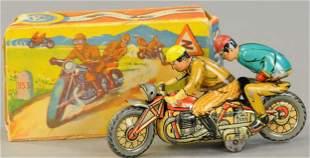 BOXED KELLERMAN RACING CYCLE