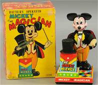 BOXED LINEMAR MICKEY THE MAGICIAN
