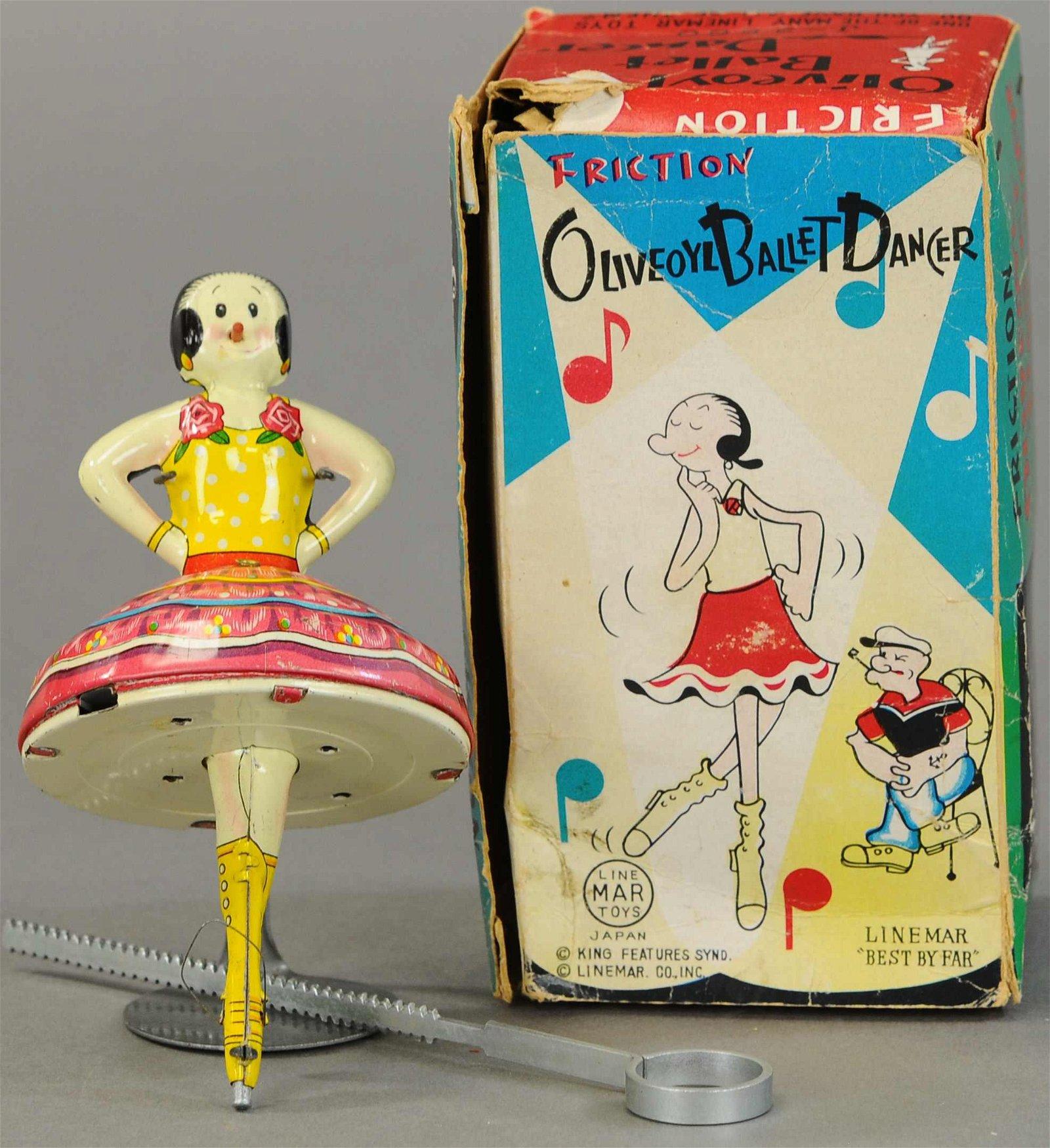 BOXED LINEMAR OLIVE OYL BALLET DANCER