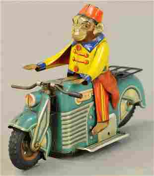 GAMA TRICK MONKEY MOTORCYCLIST