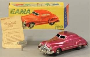 BOXED SCHUCO GAMA 100 AUTOMOBILE
