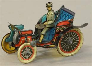 ISSMAYER EARLY RUNABOUT