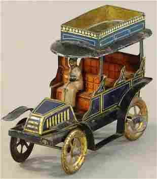 SMALL FISCHER TOURING CAR