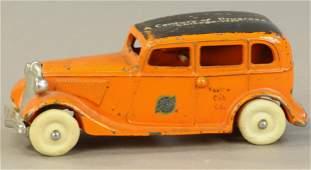 ARCADE 1933 CENTURY OF PROGRESS CAB
