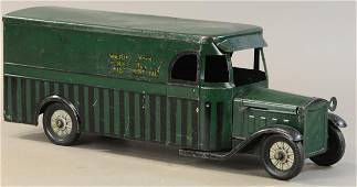 STEELCRAFT R.H. WHITE CO. DELIVERY TRUCK