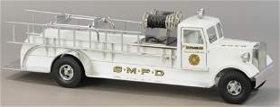 SMITH-MILLER NO 4 HOOK AND LADDER TRUCK