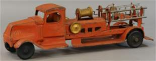 TURNER MIXED FIRE HOSE TRUCK