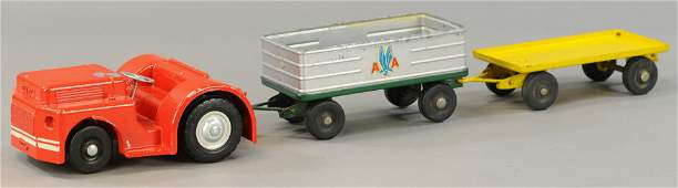 DOEPKE MODEL TOYS AIRPORT TRACTOR