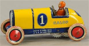 LEHMANN GALOP RACE CAR