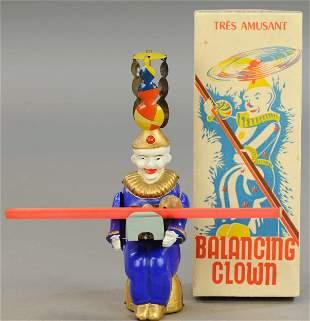 BOXED BALANCING CLOWN - FRANCE