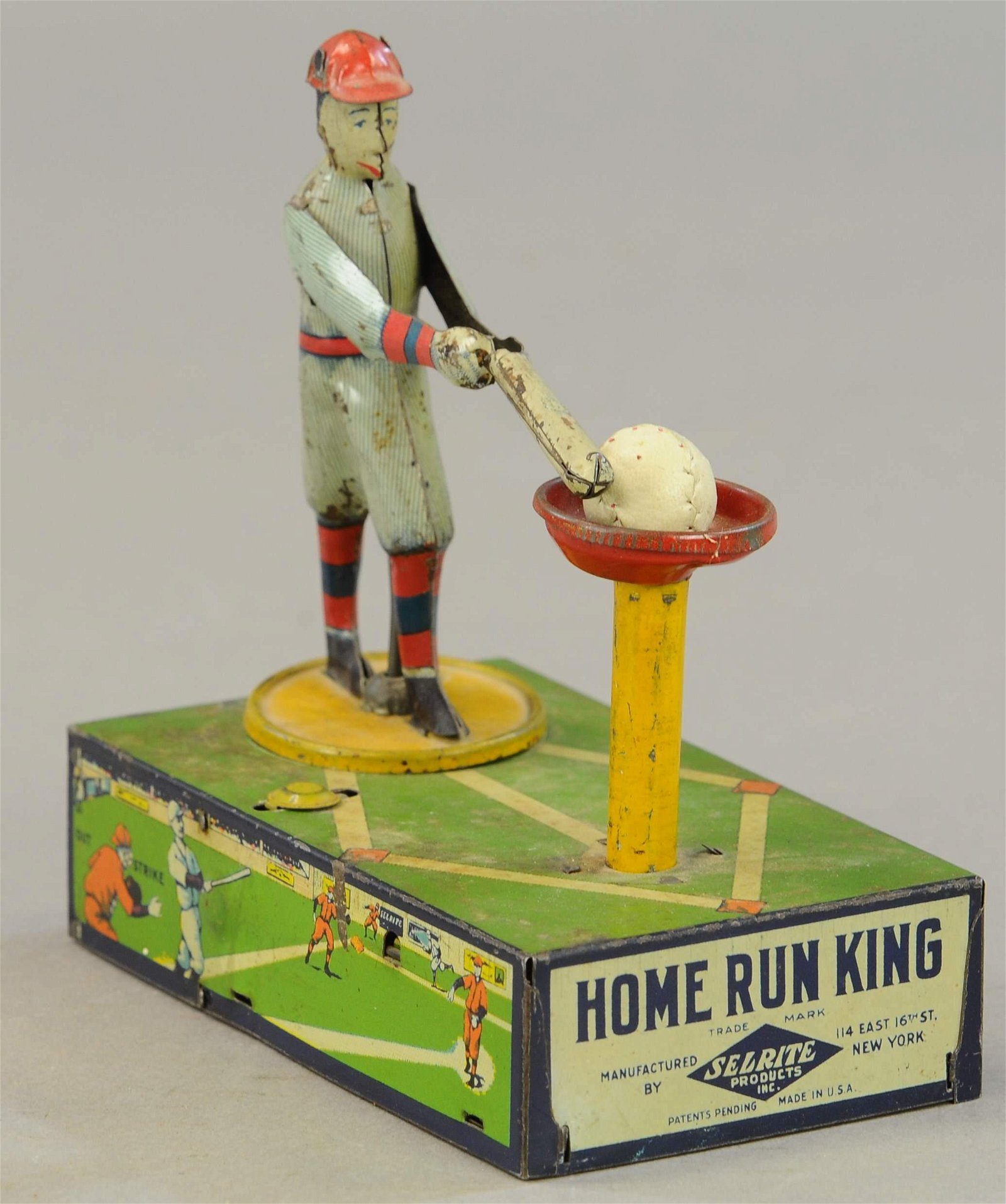 SELRITE PRODUCTS HOME RUN KING