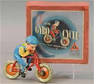 BOXED TRI-ANG GYRO CYCLE