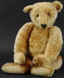 "EARLY STEIFF ""CONE-NOSED"" TEDDY BEAR"
