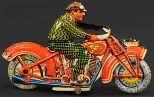 INGAP TOURING MOTORCYCLE