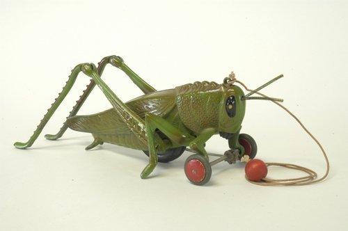 13: HUBLEY BOXED GRASSHOPPER
