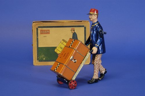 289: LEHMANN BOXED ''ADAM'' THE PORTER