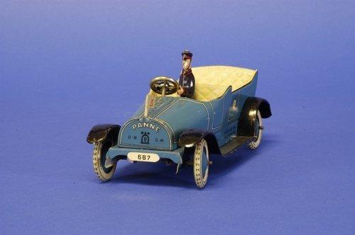 304: LEHMANN ''PANNE'' TOURING AUTO