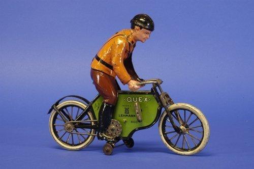 336: LEHMANN ''QUEX'' MOTORCYCLE - 2