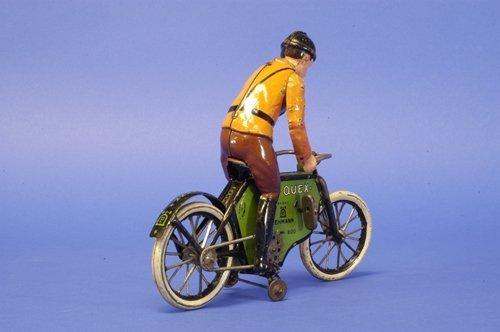 336: LEHMANN ''QUEX'' MOTORCYCLE - 3