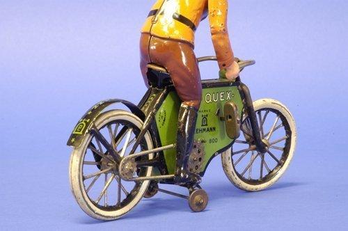 336: LEHMANN ''QUEX'' MOTORCYCLE - 4
