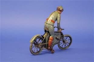 343: LEHMANN ''PILOT'' MOTORCYCLE