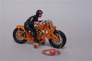 606: HUBLEY HILLCLIMBER MOTORCYCLE