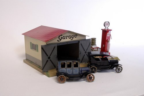 801: KIBRI GARAGE AND SERVICE STATION WITH AUTOS - 4