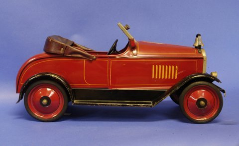 1445: AMERICAN NATIONAL PACKARD FIRE CHIEF CAR