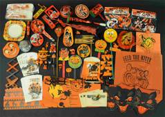 HALLOWEEN NOISEMAKERS, SQUEAKERS AND PARTY