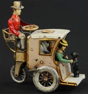 LEHMANN LI LA HANSOM CAB