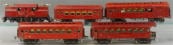 IVES 3242 PASSENGER SET  EXTRA CAR
