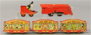 LIONEL LINES MICKEY MOUSE SET