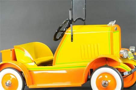 AMERICAN NATIONAL PEDAL CAR