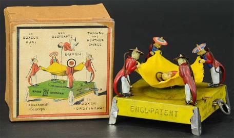 BOXED LEHMANN BOXER REBELLION