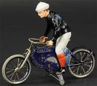LEHMANN HALLOH MOTORCYCLE