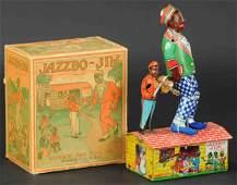 BOXED UNIQUE ART JAZZBO JIM