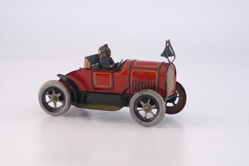1449: GUNTHERMANN FIRE CHIEF'S CAR
