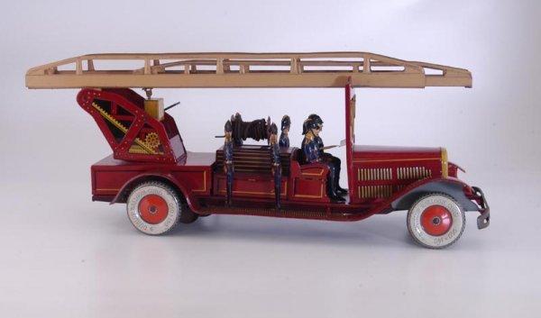 1460: TIPPCO FIRE LADDER TRUCK
