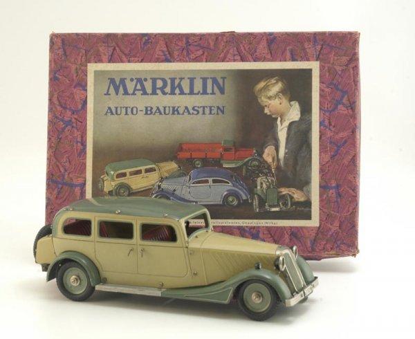 1666: BOXED MARKLIN HORCH