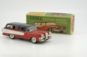 BOXED 1958 EDSEL STATION WAGON