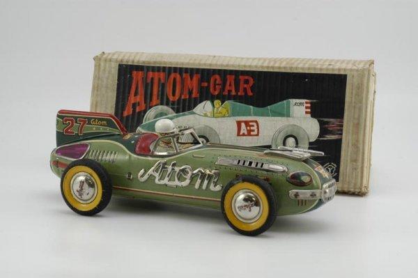 "1947: BOXED ""ATOM-CAR"""