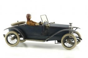 1961: ROLLS ROYCE BIGNAN OPEN AUTO