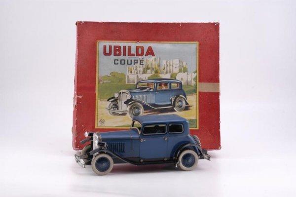 "1965: BURNETT ""UBILDA"" COUPE"